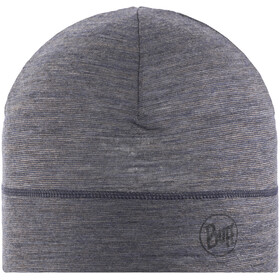 Buff Lightweight Merino Wool Headwear grey